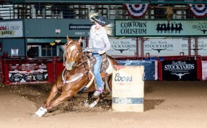 champion barrel racers use equi cool down cooling products